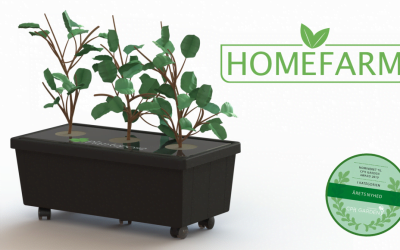 HOMEFARM IS NOW MORE SUSTAINABLE THAN EVER BEFORE