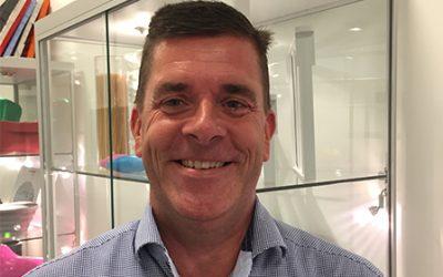 Lars Brandt ansat som ny Sales Manager