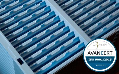 SCHOELLER PLAST ER BLEVET ISO 9001-CERTIFICERET