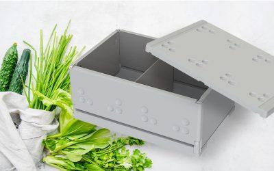CoolContainer – Ny kølekasse skal bane vejen for miljørigtig transport af madvarer