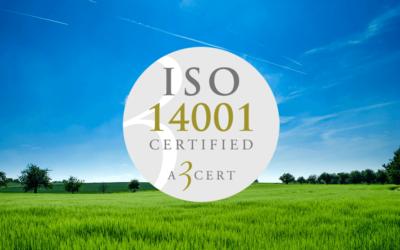 SCHOELLER PLAST ER BLEVET ISO 14001-CERTIFICERET